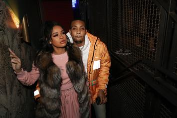 "G Herbo Grabs Handful Of Taina Williams' Booty On ""PTSD"" Tour"