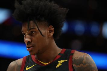 Kevin Porter Jr. Gives Media And Fake Fans A Stern Talking To