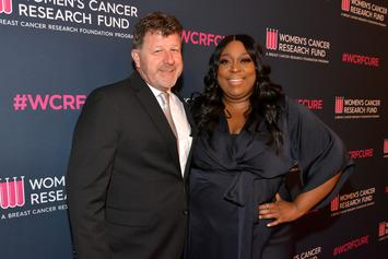 Loni Love Had Her Boyfriend Sign A Non-Disclosure Agreement