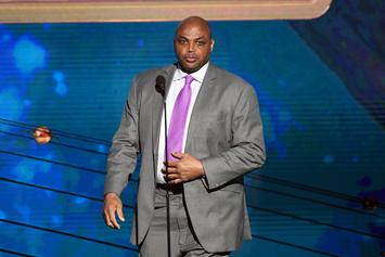 Charles Barkley Rips Draymond Green For His Appearance