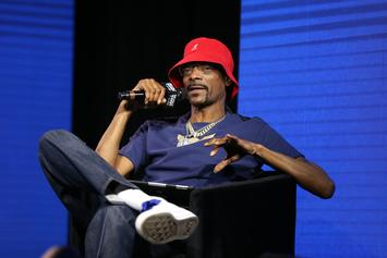 "Snoop Dogg Recalls Getting Mac Miller To Appear In ""Scary Movie 5"""