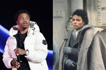 """Roddy Ricch """"The Box"""" Sound Effects Inspired By Michael Jackson"""