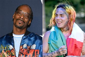 Snoop Dogg Refuses To Back Off Of 6ix9ine