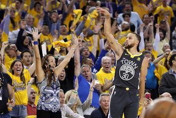 Warriors Fans Banned From Attending Games Due To Coronavirus