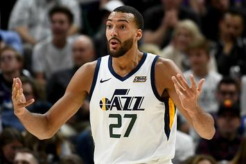 Rudy Gobert Apologizes Following Coronavirus Diagnosis