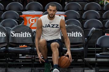 Utah Jazz Players Extremely Frustrated With Rudy Gobert: Report
