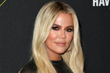 "Khloe Kardashian Has Someone Making Her Feel ""Drunk In Love"""