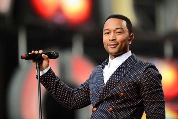 John Legend Promises New Album Is Coming