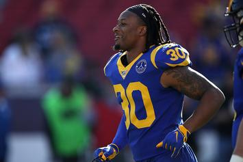 L.A. Rams In Talks For Blockbuster Todd Gurley Trade: Report