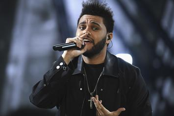 """The Weeknd's """"After Hours"""" Already Breaks Apple Music Record"""