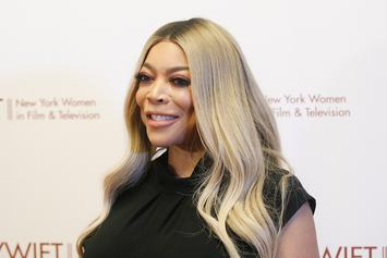 """Wendy Williams On Wanting To """"Risk It"""" To Continue Filming Her Show"""