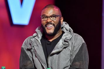 """Tyler Perry Talks Madea Criticism With T.I., Doesn't """"Enjoy Wearing A Dress"""""""