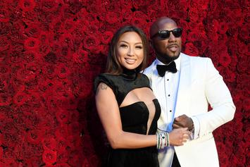 """Jeezy Quarantines With Jeannie Mai & Her Mom, Watches """"Coming To America"""""""