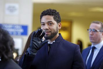 "Jussie Smollett Breaks Silence On ""Quarantine Day 421"""