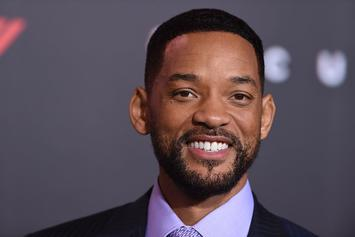 Will Smith Shows Joyner Lucas Major Love