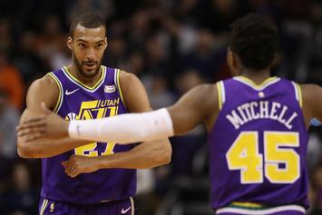 Rudy Gobert & Donovan Mitchell Receive Coronavirus Health Update