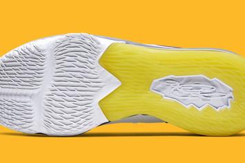 """Nike LeBron 17 Low """"Lakers"""" Officially Unveiled: Photos"""