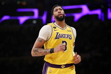 Anthony Davis Offers Sobering Thoughts On Coronavirus Pandemic