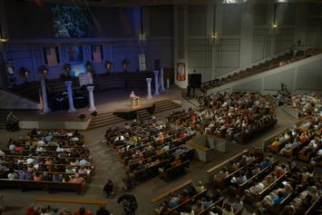 Megachurch Pastor Arrested For Hosting Illegal Church Service