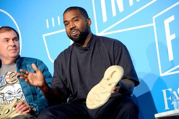 """Adidas Yeezy Boost 350 V2 """"ISRAFIL"""" Surfaces: First Look"""