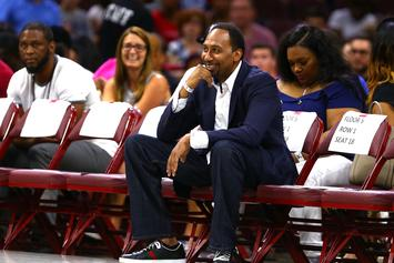 Stephen A. Smith Delivers Carmelo Anthony Pistons Hot Take