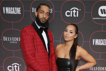 Lauren London Shares Tribute To Nipsey Hussle On Anniversary Of His Death