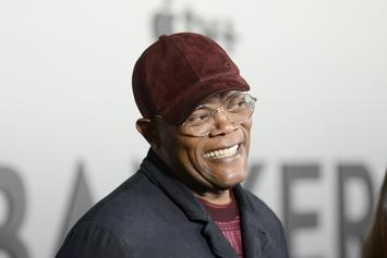 "Samuel L. Jackson Is Also Watching ""Tiger King"" Right Now"