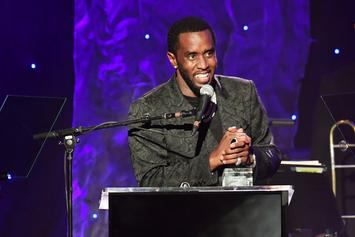 """Diddy Told DJ D-Nice His IG Live Party Had Him Soberly """"Drunk Texting"""""""