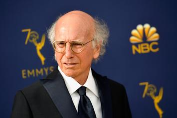 "Larry David Refuses To Watch ""Tiger King"" During Coronavirus Quarantine"