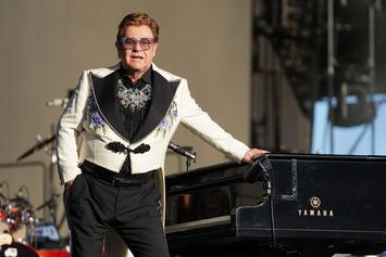 Elton John Starts $1 Million COVID-19 Emergency Fund For People With HIV