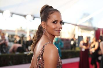 Halle Berry Addresses Backlash Of Son Walking In Heels