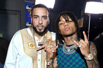 French Montana Reacts To Nearly Going Diamond