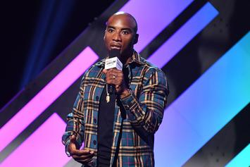 "Charlamagne Tha God Dubs Ellen Degeneres ""Donkey Of The Day"""