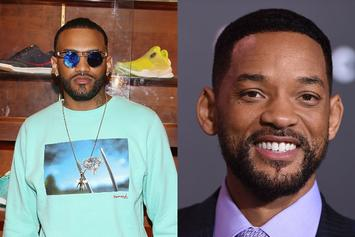 Joyner Lucas & Will Smith Have Meeting Of The Minds