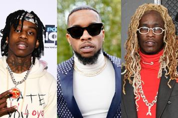 "Tory Lanez, Polo G & Young Thug Hold Down This Week's ""Fire Emoji"" Playlist"