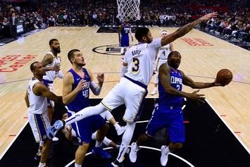 NBA Players Will Need 30 Day Training Period Before Season Resumes: Report