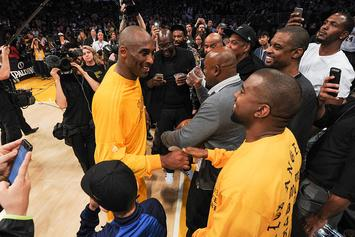 Kanye West Likens Himself To Kobe Bryant