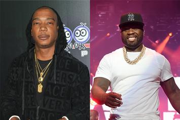 """Ja Rule Claims He """"Musically Influenced"""" 50 Cent"""