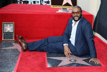 Tyler Perry Warns Against Scam Using His Name To Get Money From Public