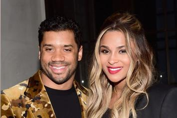 """Russell Wilson & Ciara Offer Double Date Night For """"All In Challenge"""" Winner"""