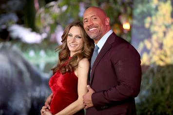"""""""The Rock"""" On Quarantine: """"We Started Practicing Making Babies Again"""""""