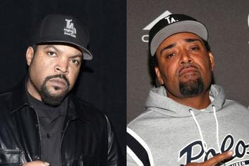 """Ice Cube Responds To Mack 10 """"Kiss The Ring"""" Interview Rumors"""