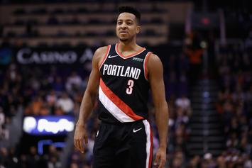 CJ McCollum Questions Donald Trump For Touting Disinfectant Injections