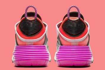 """Nike Air Max 2090 """"Fire Pink"""" Dropping Soon: Official Photos"""