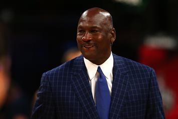 Michael Jordan Was Bamboozled By T-Wolves Fan With Mom Hoax