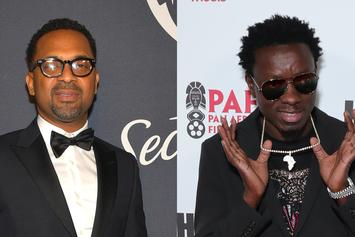Michael Blackson & Mike Epps Have A Roast Off