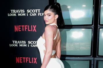 Kylie Jenner Stuns In Thong Bikini (And Twerks)
