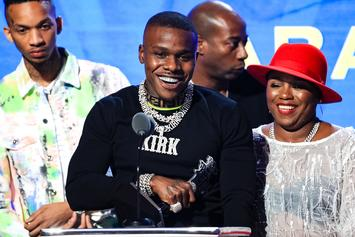 DaBaby Forgot He Had A Movie Theater In His House