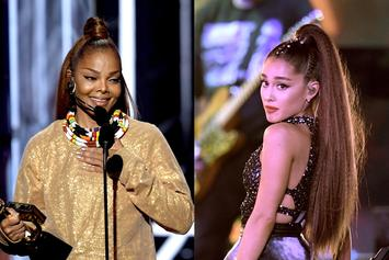 """Janet Jackson Gets Mistaken For Ariana Grande By Mocked """"Jeopardy!"""" Contestant"""