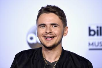 """Prince Jackson Says Father Michael Jackson Would Be """"Proud"""" Of Charity Work"""